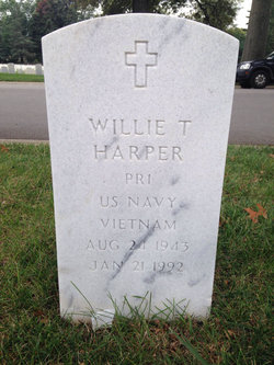 Willie T. Harper