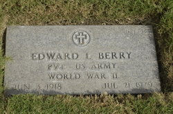 Edward L Berry