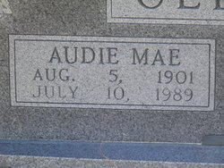 Audie Mae <I>Collie</I> Cleary