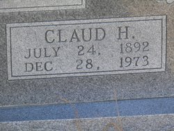 Claude Hansel Cleary