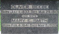 Mary E <I>Smith</I> Beebe
