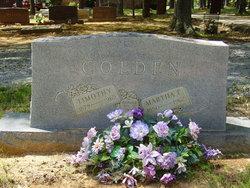 Martha E. Golden