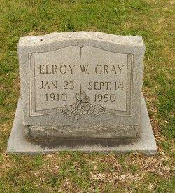 Elroy Woodson Gray, Sr
