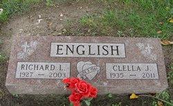 Richard L English