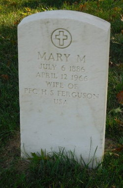 Mary M Ferguson