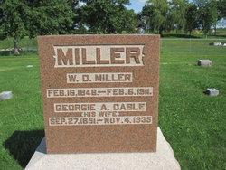 William Dickerson Miller