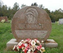 Matthew Francis Weinandt