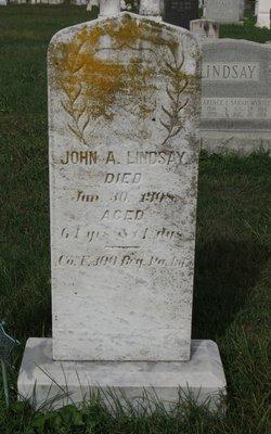 John Alexander Lindsay