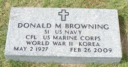 """Donald Murl """"Don"""" Browning"""
