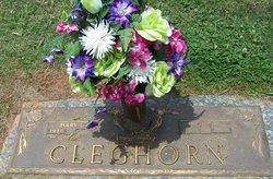 Mary Lou <I>Streetman</I> Cleghorn