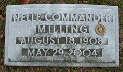 Nelle <I>Commander</I> Milling