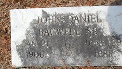 John Daniel Bagwell, Jr