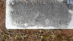 John Daniel Bagwell, Sr