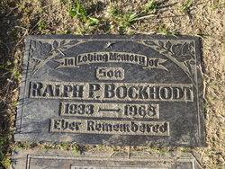 Ralph Paul Bockhodt