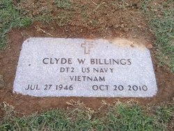 Clyde Wilbur Billings