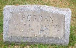 M Hannah <I>Runyon</I> Borden
