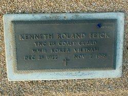Kenneth Roland Feick