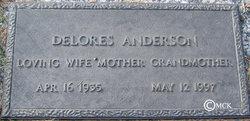 Delores Jeanete <I>Letcher</I> Anderson