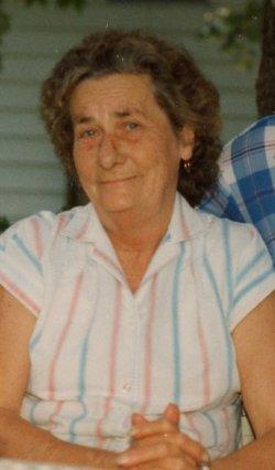 Wilma Mavis <I>Caddy</I> Peeler