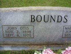 John Otis Bounds