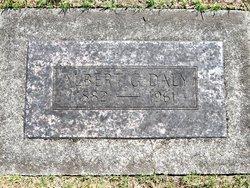 Albert George Daly