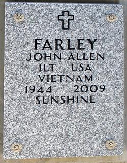 John Allen Farley