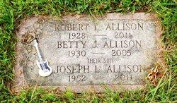 Betty J Allison