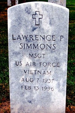 Lawrence P Simmons