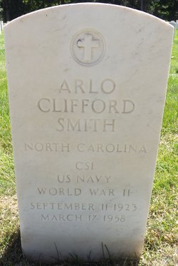 Arlo Clifford Smith