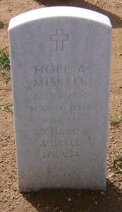 Hope Ann Miskell