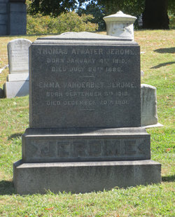 Thomas Atwater Jerome