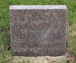 Philander M. Trowbridge