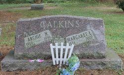 Margaret L. <I>Secord</I> Calkins