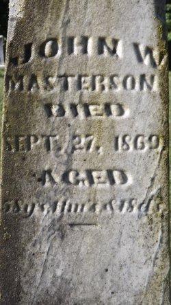 John W. Masterson