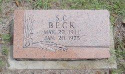 "Sterling Clendenton ""S.C."" Beck"