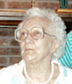 Lucille Mary <I>Kuchman</I> Landschoot