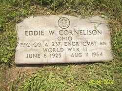 PFC Eddie W Cornelison