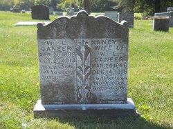 Nancy Elizabeth <I>Shaw</I> Caneer