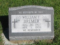 William F. Bremer