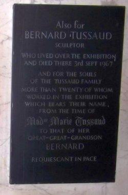 Bernard Tussaud