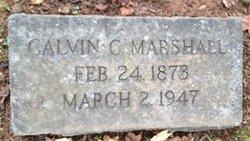 Calvin Columbus Marshall