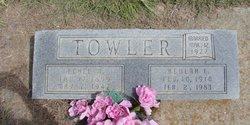 Beulah E. <I>Henderson</I> Towler