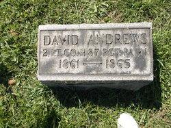 Lieut David G. W. Andrews