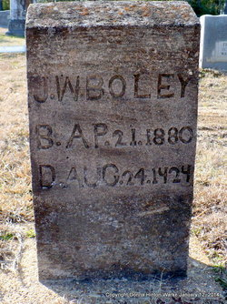 James William Boley
