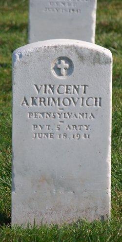 Vincent Akrimovich