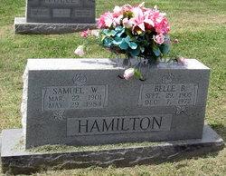 Samuel W Hamilton