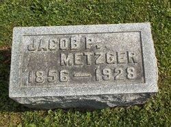 Jacob P Metzger