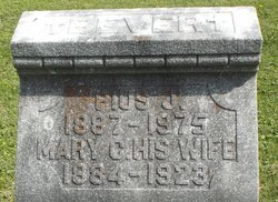 Mary <I>Clouse</I> Bever