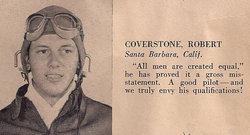 2Lt Robert Coverstone
