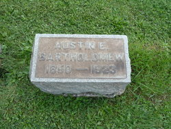 Austin E Bartholomew